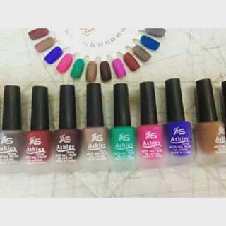 Ashley nail matte polish