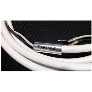 OYAIDE TUNAMI II SP-Y/2.5m 喇叭線