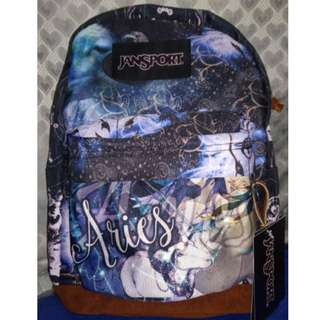 Jansport Aries Zodiac Leatherbottom