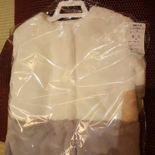 Brand new fur coat