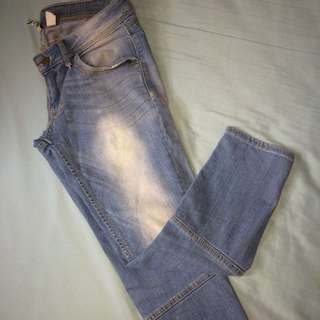 Authentic Mango Jeans