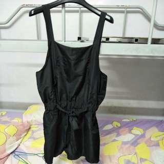Black Jumpsuit (Short)