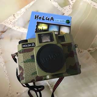 Holga 120 GCFN film camera