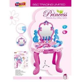 Princess Beauty Playset