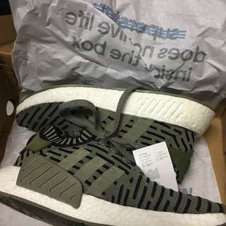 [Reduced]NMD_R2 Olive
