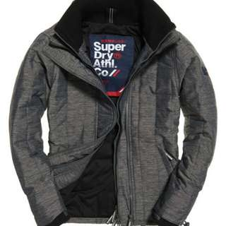 Superdry - Quilted Athletic SD-Windcheater Jacket