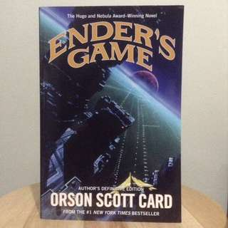 Ender's Game by Orson Scott Card (TP)
