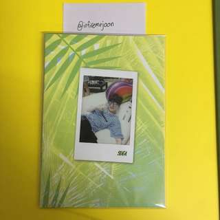 [WTT] Suga Summer Package Selfie Book
