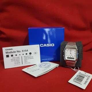 Authentic Casio Vintage AQ-230A-7DMQ