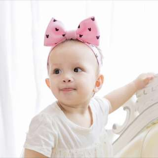 Comfy Baby Adjustable Ribbon Headband