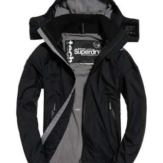 Supredry - Arctic Hooded Cliff Hiker Jacket