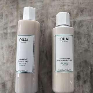 Ouai shampoo and conditioner