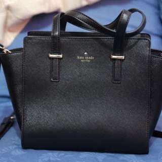 Kate spade black bag kw super