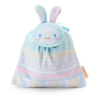 日本代購 sanrio 專門店 2018年 2月 玉桂狗 耳朵吉祥抽繩糖果袋套裝