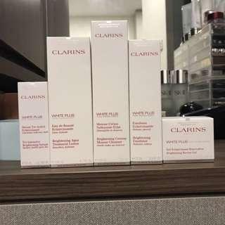 Brand New Clarins White Plus (new)