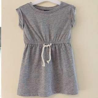 Baby GAP grey dress