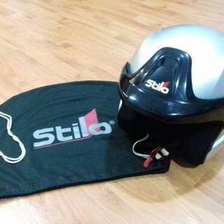Helmet Stilo Trophy DES Jet