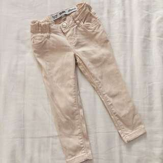 Denim Co. Baby Girl Pink Skinny Jeans