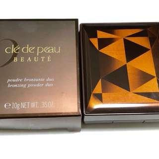 Cle de Peau Beaute Bronzing Powder Duo