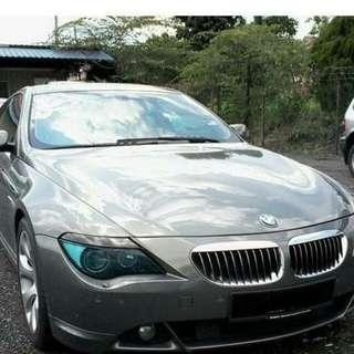 BMW 630i SG