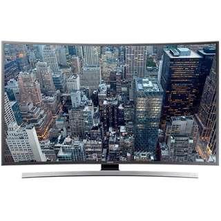 "Samsung 48"" UHD 4K Curved Smart TV Model: UA48JU6600"