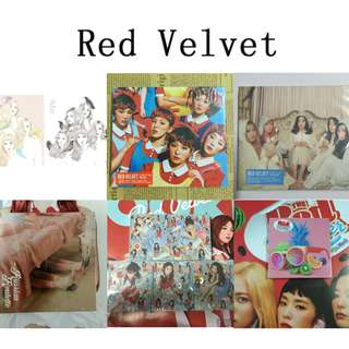 Red Velvet Album List