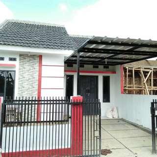 Rumah cluster cantik di Bandung