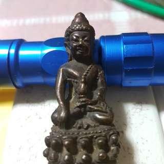 Thai Amulet Phra kring LP Ruay Wat tako BE 2530