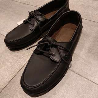Mango Shoes Black (Oxford)