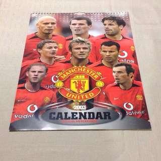 2003 MU Calendar