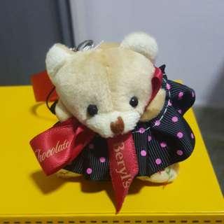 Beryl's teddy bear hp deco!