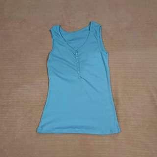 Women's Light Blue Sando   Free Size