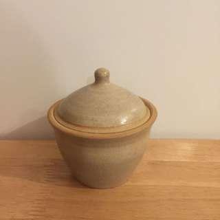 Handmade Pottery Gaiwan 手作陶瓷茶盅