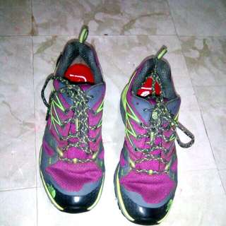 northface hiking shoes