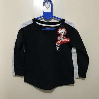 Snoopy Peanuts long sleeve