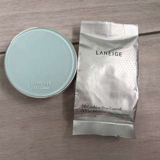 LANEIGE BB CUSHION (pore control) spf50+pa