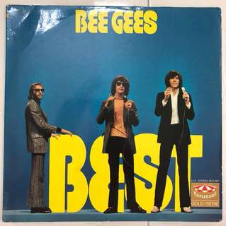 Artist: Bee Gees; Title: Bee Gees Best; 2 LPs Set; 24 Tracks; Karussell Record; Made in Germany