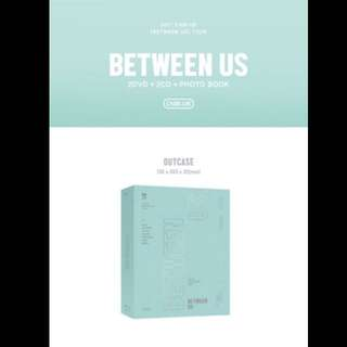 [PRE ORDER] CNBLUE / 2017 CNBLUE [BETWEEN US] TOUR