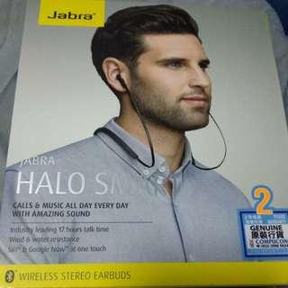 Jabra Halo Smart Wireless Stereo Earbuds