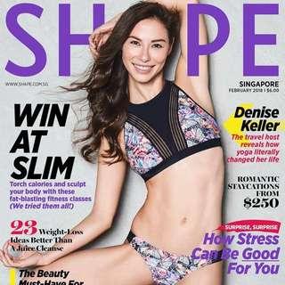 SHAPE Magazine - February 2018