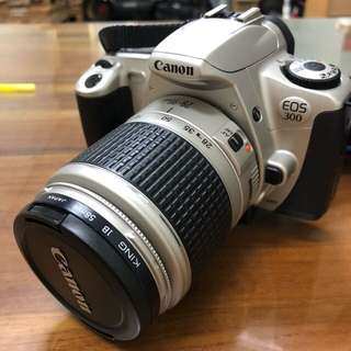 Canon eos300-This is a film camera