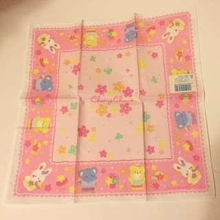 Sanrio vintage Cheery Chums 手巾 1996