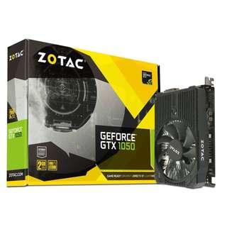 Zotac GeForce GTX 1050 2GB MINI GT1050