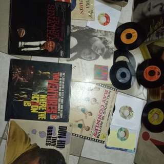 For Sale: LP Records & 45rpm Records