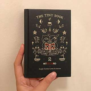 The Tiny Book of Tiny Stories (short quotes and poems)