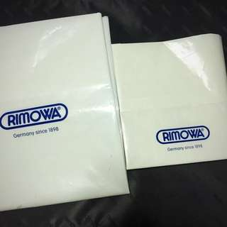 CHeAP SELLiNg! 🕺🏻Rimowa Luggage Plastic Protector