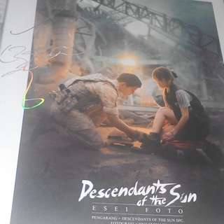 Descendants Of The Sun (Esei Foto)