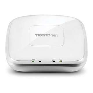 TRENDNET N300 WIRELESS N POE ACCESS POINT