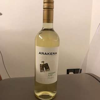 ANAKENA CHILE white wine