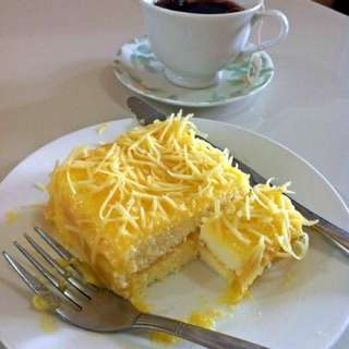 Yummy Yema Cake